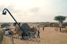 On the sets of #Jal #Rann of Kutch #India