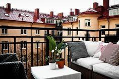 stockholm balcony