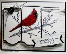 SUO111 Merry Christmas by Julie Gearinger - Cards and Paper Crafts at Splitcoaststampers