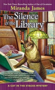 The Silence of the Library (Cat in the Stacks, #5)