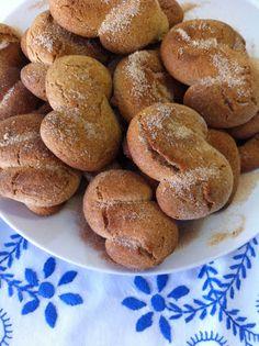 Biscoitos de canela e aguardente www.organizarefestejar.blogspot.pt