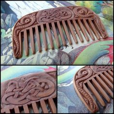 SMALL VIKING COMB by MassoGeppetto on deviantART