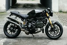 Ducati Monster S4Rs by KBike il Ducatista