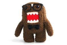I love Domo, and I want to cosplay this version of him eventually.