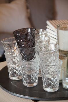 FACETIT Shot Glass, Tableware, Home, Dinnerware, Tablewares, Ad Home, Homes, Dishes, Place Settings