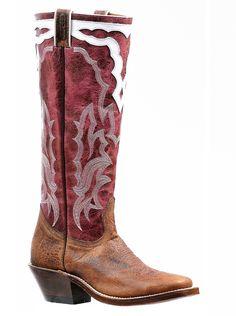 Boulet buffalo buckaroo boot