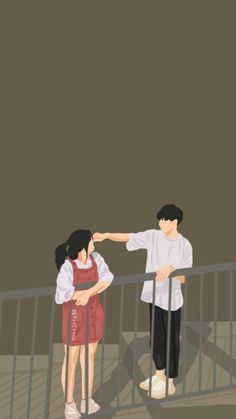 Aesthetic Words, Aesthetic Movies, Aesthetic Images, Aesthetic Girl, Cute Couple Drawings, Cute Couple Art, Cute Couples, Couple Illustration, Illustration Art