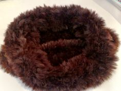 www.stringyarns.com  Fur Cowl