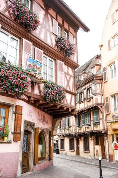 15 Most Beautiful Villages in France - Wander Her Way - - France is full of pretty cities, but its smaller villages are often overlooked. Here are the 15 most beautiful villages in France! Beautiful Places To Travel, Beautiful World, Beautiful Beautiful, Beautiful Things, Oh The Places You'll Go, Places To Visit, Voyager Loin, Future Travel, Travel Aesthetic