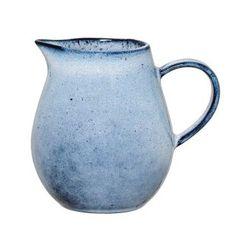 Milchkännchen Sandrine blau nordliebe.com