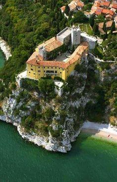 Castello di Duino, Trieste, Italy