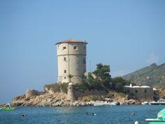 isola del Giglio, Maremma, Toskana