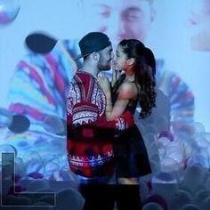 Nonononono Im so jealous a awwwhhh  Mac Miller Ariana Grande *cries very ugly* these 2 are so cute!
