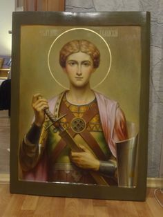 Russian Icons, Best Icons, Archangel Michael, Religious Icons, Orthodox Icons, Christian Art, Catholic, Saints, Drawings