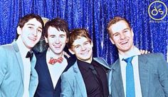 Boys Who, My Boys, Ryan Steele, Ben Fankhauser, Clam, Musical Theatre, Chefs, Soundtrack, Touring