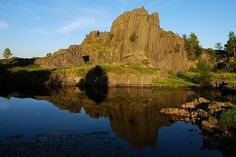 Panska Skala, Czech republic Czech Republic, Monument Valley, Explore, Nature, Travel, Naturaleza, Viajes, Destinations, Traveling