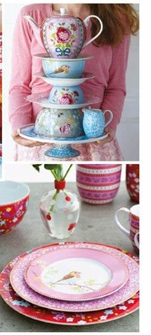 Dinnerware Depot - Dinnerware Sets, Fine China, Dishes, Tableware and Free Shipping! - PiP Studio Tableware