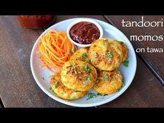 tandoori momos recipe | how to make tandoori momo in pan