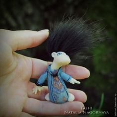 Ташики: очаровательные зверьки из полимерной глины - Ярмарка Мастеров - ручная работа, handmade