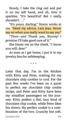 """""""Always and Forever, Lara Jean"""" by Jenny Han Jenny Han Books, Love Is Scary, Forever Quotes, Favorite Book Quotes, Commonplace Book, Lara Jean, I Still Love You, Reading Quotes, Romantic Love"""
