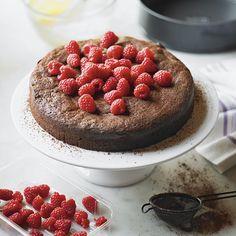 Deliciously indulgent Mocha chocolate torte, find the recipe here: http://www.waitrose.com/content/waitrose/en/home/recipes/recipe_directory/m/mocha_chocolate_torte.html