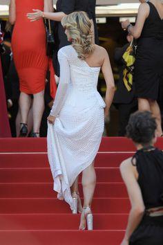 Heidi Klum - 'Nebraska' Premieres in Cannes
