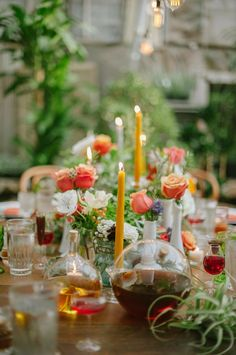 lovely tablescape....