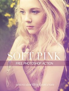 Free photoshop action, perfect for valentine's day photos! #photography