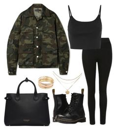 army / streetstyle II by aimeeduddle on Polyvore featuring polyvore, fashion, style, AMIRI, Topshop, Dr. Martens, Burberry, Mudd and clothing