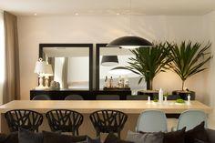 Mudança em tempo recorde. Veja: http://www.casadevalentina.com.br/projetos/detalhes/mudanca-em-tempo-recorde-655 #decor #decoracao #interior #design #casa #home #house #idea #ideia #detalhes #details #style #estilo #casadevalentina #diningroom #saladejantar