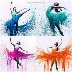 Which one expresses your feelings the best? Here are four of my most recent dancer focused art pieces. Ballerina Wallpaper, Dance Wallpaper, Cute Wallpaper Backgrounds, Cute Wallpapers, Ballerina Painting, Ballerina Art, Ballet Art, Ballet Drawings, Happy Birthday Wallpaper