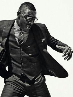 Idris Elba <3 <3 <3