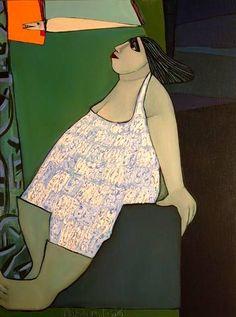 Armanda Passos - Arte portuguesa contemporânea Artist Life, Paint Designs, Historian, Art Drawings, Fine Art, Photography, Painting, Women, Fashion