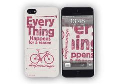 iPhone 4/4s/5 case Everything / designed by Deafmessanger Kucin / 31,- € / www.vajco.cz