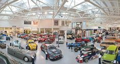 Great British motor museums