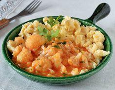 Potato Salad, Shrimp, Food And Drink, Potatoes, Meat, Ethnic Recipes, Potato
