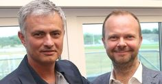 Jose Mourinho will take Manchester United to the top of world football Ed Woodward tells club investors