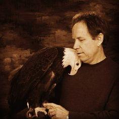 Eagle Nuzzling.