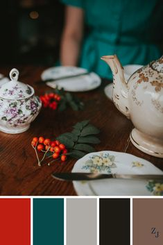 ZJ Colour Palette 422 #colourpalette #colourinspiration