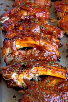 Like ribs made with cola or root beer? Mix those 2 pops for the best tasting ribs ever! Conventional, slow cooker and Instant Pot methods