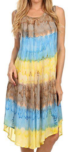 Sakkas Desert Sun Caftan Dress / Cover Up - http://darrenblogs.com/2016/06/sakkas-desert-sun-caftan-dress-cover-up/