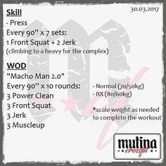 #wod #mutinacrossfit #crossfit #workout #conditioning #metabolic #endurance #weightlifting #gymnastics #barbells #strength #skills #xeniosusa #kingsbox #roguefitness #strengthshop #supportyourlocalbox #crossfitgames #crossfitaffiliate #like4like #likeforf