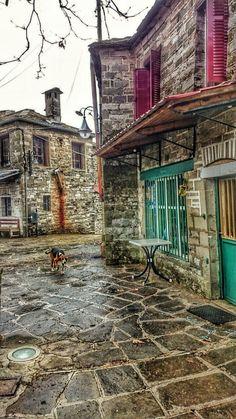 ΔΟΚΟΡΦΟ ΙΩΑΝΝΙΝΩΝ Greek Beauty, Greek Design, Abandoned Places, Greece, Trips, To Go, Landscape, Architecture, City