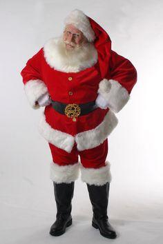 04df84d35426 Professional Quality Santa Claus Suits and Mrs Claus Dresses