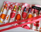 crayon holder. Going to make these to give as presents for all the little ones in my life. :)