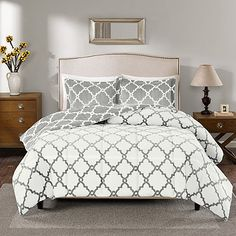 Sleep Philosophy True North Reversible Comforter Set
