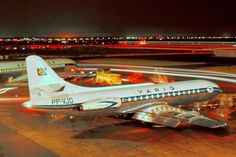 Vintage Varig Caravelle at NY JFK - #AviationCommerciale #Aviation #Aviation Commerciale #Aviation Civile #Aviation civile #Commercial Aviation #CommercialAviation #Civil Aviation #CivilAviation #Aviação Civil #AviaçãoCivil #Aviação Comercial #AviaçãoComercial