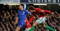 Swansea stun Rafa Benitez's Chelsea with Stamford Bridge win #sports #soccer