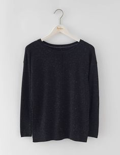 Aurelie Sparkle Sweater WV126 Knitted Sweaters at Boden