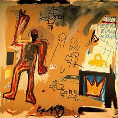 ART BY BASQUIAT
